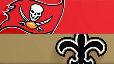 Highlights | Tampa Bay Buccaneers 48-40 New Orleans Saints