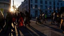 """""""Pusimos la mano dura"""": un ambiente más tranquilo y seguro se vivió este fin de semana en Miami Beach"""