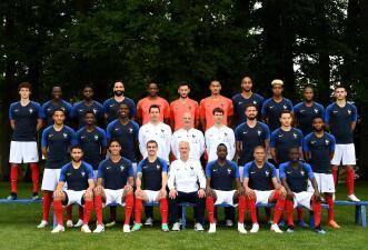 Francia: lista de los 23 convocados para el Mundial Rusia 2018