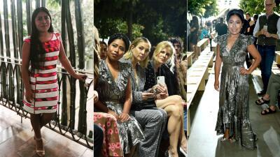 📸 El vuelo de Yalitza Aparicio: de hacer piñatas a compartir con Nicole Kidman en la Semana de la Moda en Nueva York