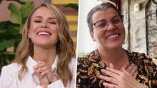 Carolina Sarassa conmueve hasta las lágrimas a su hermana en España al pedirle que sea la madrina de su hijo varón