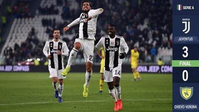 No más 'Penaldo'. Cristiano falla en la victoria de la Juve