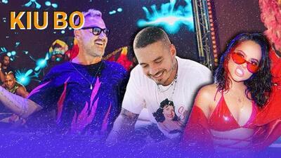 La ola del reggaetón llegó a Ibiza gracias a Gianluca Vacchi: J Balvin y Becky G prenden la fiesta