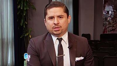 ¿Qué opina Larry Hernández de que el 'Chapo' Guzmán lo considera su cantante favorito?