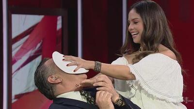 ¡Pastelazo de aniversario! Ana Caty Hernández sí que sabe celebrar el cumpleaños de Univisión Deportes