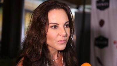 Kate del Castillo vuelve a hablar sobre Joaquín 'El Chapo' Guzmán y confiesa si lo irá a visitar a la cárcel