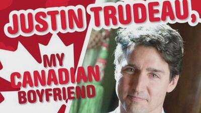 """""""Justin Trudeau, mi novio canadiense"""", el calendario del 2018 que circula en Canadá"""