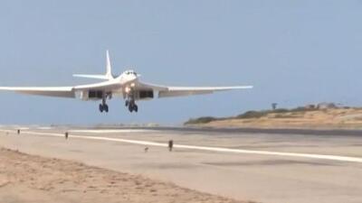 Estos son los cazabombarderos rusos que aterrizaron en Venezuela