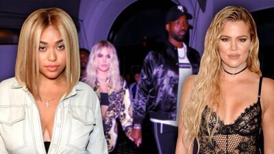 No se lo dijo a la cara, pero ahora Jordyn Woods se disculpa con Khloé Kardashian 4 meses después de la traición