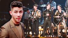 Nick Jonas comprendió el mensaje que Dios le envió con el pedazo de espinaca en sus dientes