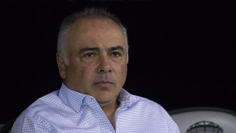 """Guillermo Vázquez: """"Hay equipos más poderosos pero Necaxa ha trabajado bien"""""""