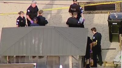 Continúa la recolección de evidencias en la vivienda en la que fue hallado el cuerpo de Marlen Ochoa-Uriostegui