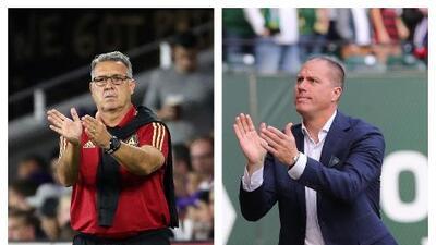 Frecuentes animadores de finales en sus caminos, Martino y Savarese van por su título en MLS Cup