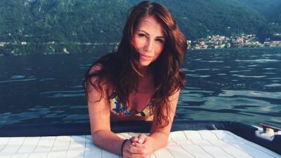 Maria Komandnaya, la hermosa presentadora del sorteo del Mundial de Rusia 2018