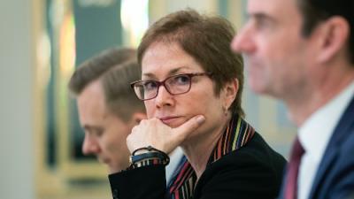Audiencia pública de investigación de 'impeachment': declara la exembajadora en Ucrania que fue retirada de su cargo por Trump