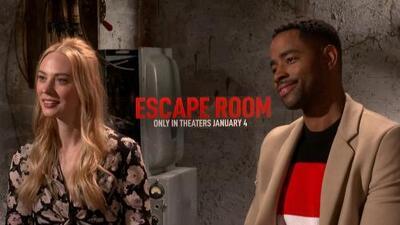 Acción, suspenso y drama, todos los géneros reunidos en la película 'Escape Room'