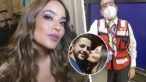 """""""Yo veo una relación como una mamá con un niño"""": Critican a Mayeli Alonso y Jesús Mendoza tras incidente en aeropuerto"""