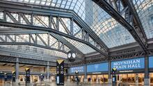 """""""Construido con el espíritu de Nueva York"""": así es la nueva entrada de Penn Station"""
