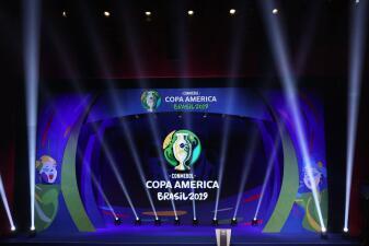 Así se vivió el sorteo de la Copa América 2019 que se llevó a cabo en Río de Janeiro