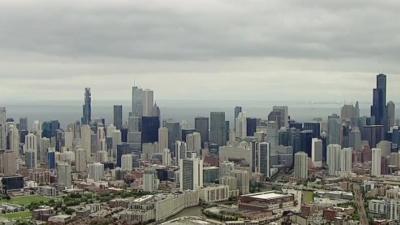 Existe la posibilidad de tormentas severas el viernes en áreas del suroeste de Chicago