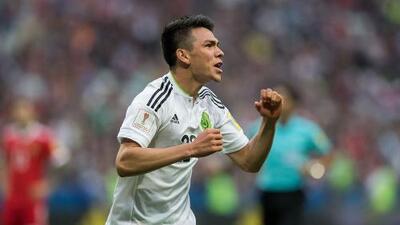 A Rusia se le apareció el 'Chucky' y México calificó a semifinales en Confederaciones