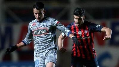 Dos equipos de la MLS estarían interesados en el volante ecuatoriano Fernando Gaibor