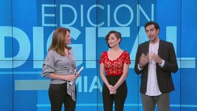 Laura Vignatti y José Pablo Minor hablan del estreno de 'Mi marido tiene familia'