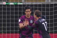 ¡México empata! José Juan Macías hace el 1-1 de penalti