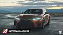 Lexus IS 500 F Sport Performance: el regreso del motor V8 en el sedán deportivo