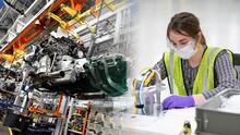 Coronavirus: estos son los fabricantes de carros que han adaptado sus fábricas para producir equipos médicos