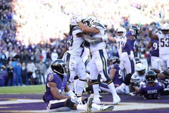 Las claves del Chargers vs. Ravens por la ronda de Comodines de los Playoffs de la NFL