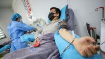 ¿El plasma convaleciente ayuda a la recuperación de los pacientes con coronavirus? Un experto responde