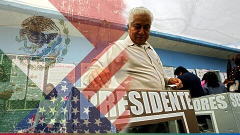 El próximo presidente de México podría ser definido por inmigrantes en EEUU