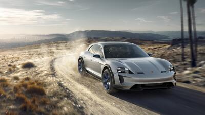 El Mission E Cross Turismo apuntala las pretensiones eléctricas de Porsche en el Motor Show de Ginebra