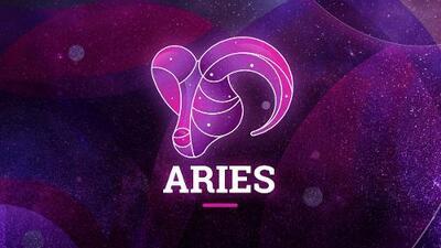 Aries - Semana 26 de agosto al 1 de septiembre