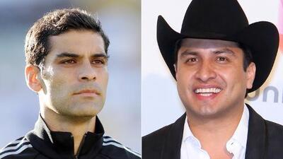 EEUU sanciona al cantante Julión Álvarez y al futbolista Rafael Márquez por su relación con el narco en México