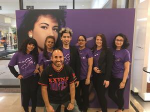 Inside the Selena MAC Cosmetics Launch Event