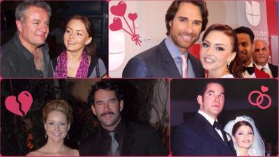 19 actores  de telenovela que vivieron triángulos amorosos en la vida real