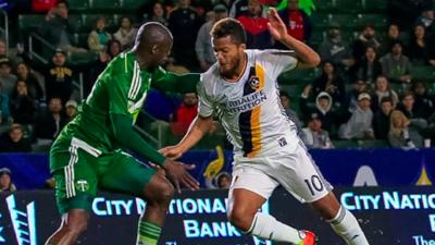 LA Galaxy y Giovani dos Santos cierran su pretemporada pero aún no están en su máximo potencial