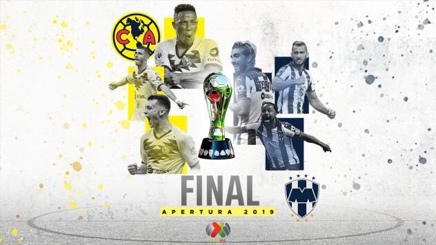 América vs Monterrey, la final del Apertura 2019