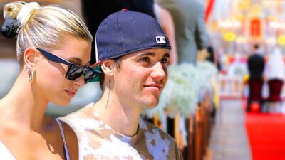 Boda religiosa entre Justin y Hailey Bieber va en serio: enviarán invitaciones la próxima semana