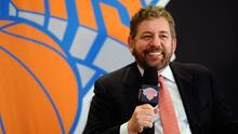 Propietario de los New York Knicks da positivo a coronavirus