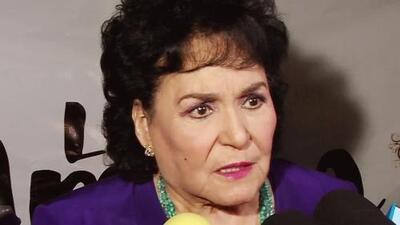 Carmen Salinas quiere que esta actriz la interprete en la serie que harán sobre su vida