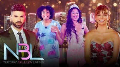 Mucho drama, un beso (casi) robado y mujeres como nunca habíamos visto llegan al primer show de Nuestra Belleza Latina