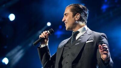 Alejandro Fernández habla del muro de Trump, Juan Gabriel y Joan Sebastian durante concierto