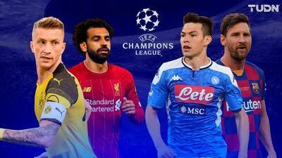 ¡Qué choques! Los 1 a 1 más destacados de la Champions