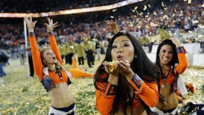 Lo más bello del Super Bowl 50, ¡las cheerleaders!