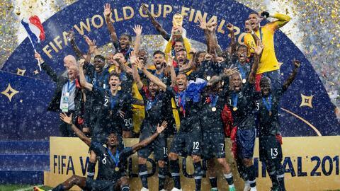 La 'cuna' de los Campeones: así es el complejo deportivo de Francia