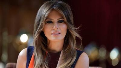 Melania Trump defiende a Lebron James después  de que Trump lo insultó