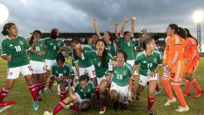 La Selección Femenina Sub-17 de México se clasificó al mundial al ganar a EEUU